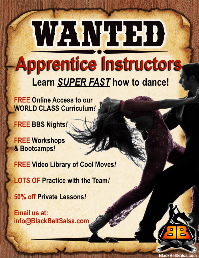Learn Salsa In Denver Apprentice